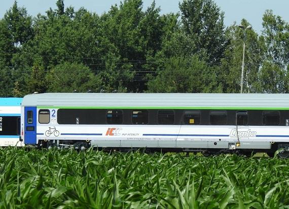 Cztery wagony Combo na testach na LK nr 3. Wkrótce zaczną wozić pasażerów