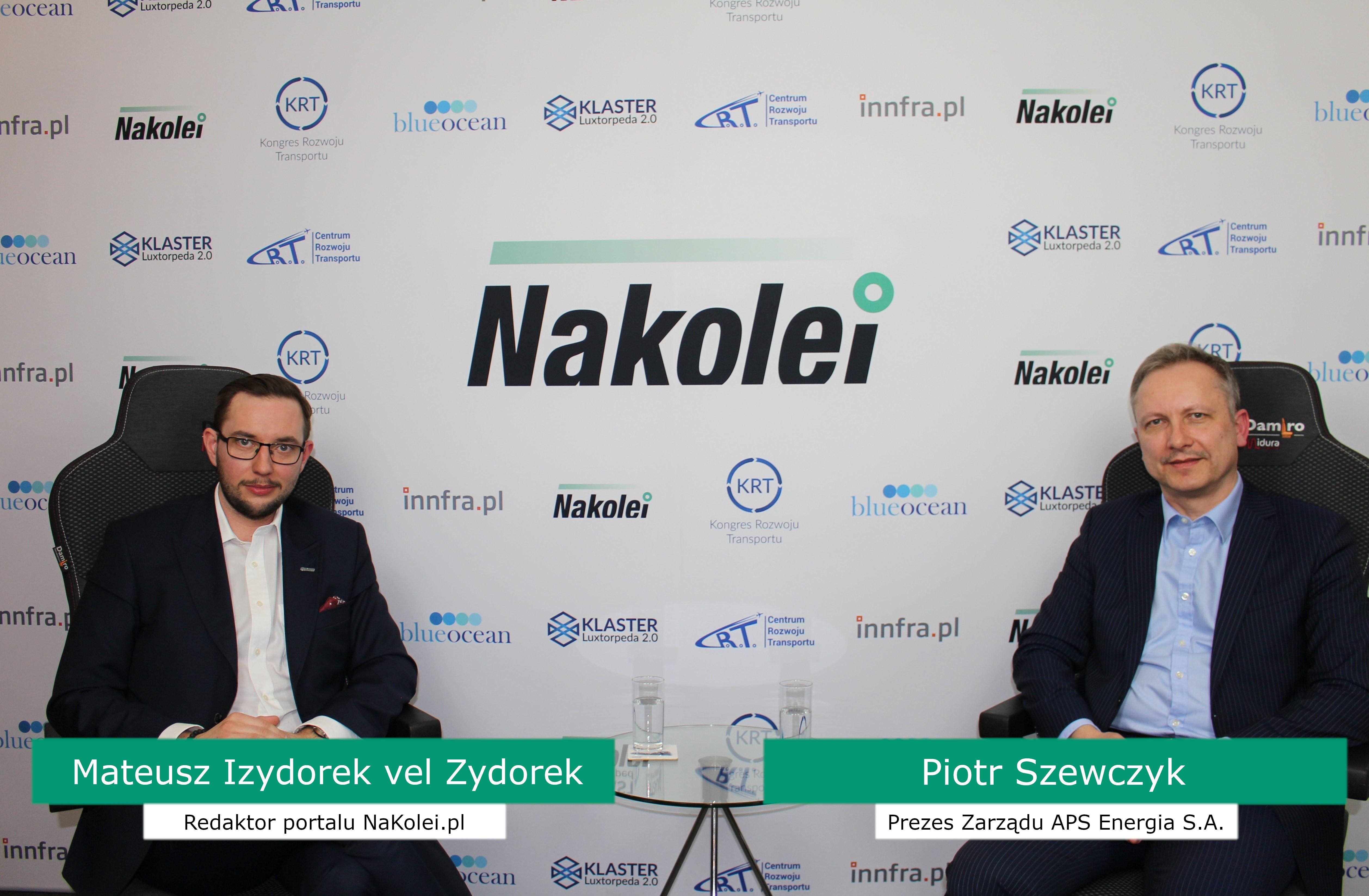 Piotr Szewczyk: Zmiana napięcia sieci trakcyjnej na 25kV to szereg problemów