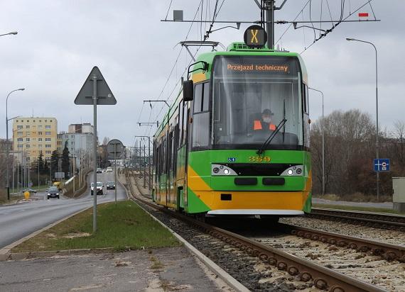 MPK Poznań wysyła na naprawy Combino i testuje Tatry