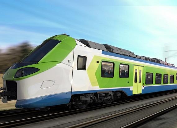 Włosi domawiają kolejne pociągi Coradia Stream od Alstomu