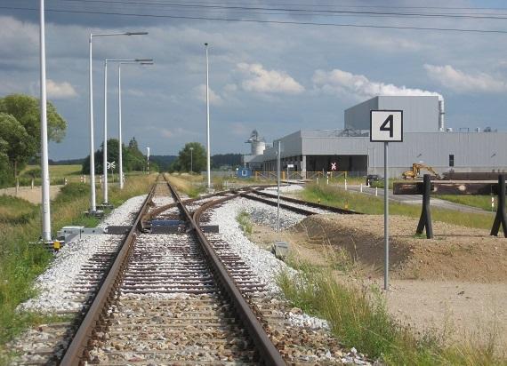 Pora na rozbudowę bocznic kolejowych. Jest to droga do zeroemisyjnego transportu