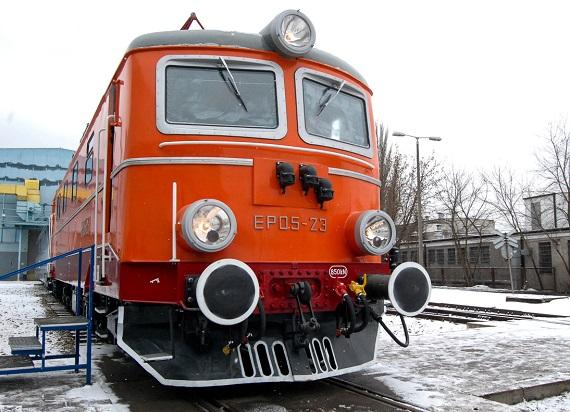 """Najstarsza lokomotywa PKP Intercity obchodzi dzisiaj swoje 60 """"urodziny"""""""