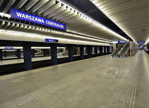 Warszawa Centralna i Śródmieście połączone ze stacją metra Centrum? Trwają analizy