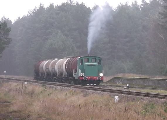 Wojskowe lokomotywy i wagony potrzebują przeglądu sprawności technicznej