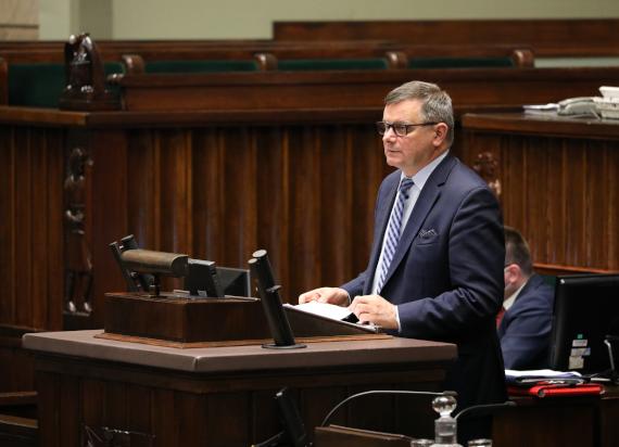 Jerzy Polaczek: Przyrost pasażerów jest najlepszą prognozą na podejmowanie decyzji biznesowych