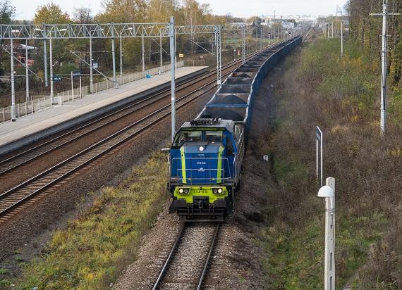 PKP CARGO wybrane jako jedyny dostawca węgla do ENEA Elektrownia Połaniec