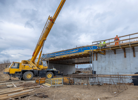 Nowe wiadukty w Radomiu zapewnią podróże do Warszawy