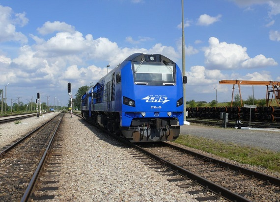 PKP LHS planuje zakup 200 platform szerokotorowych do przewozu kontenerów