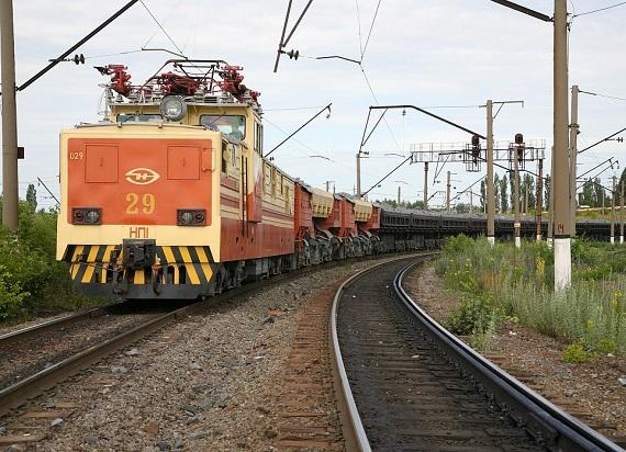 Koleje Ukraińskie zablokowały rosyjski transport żelaza