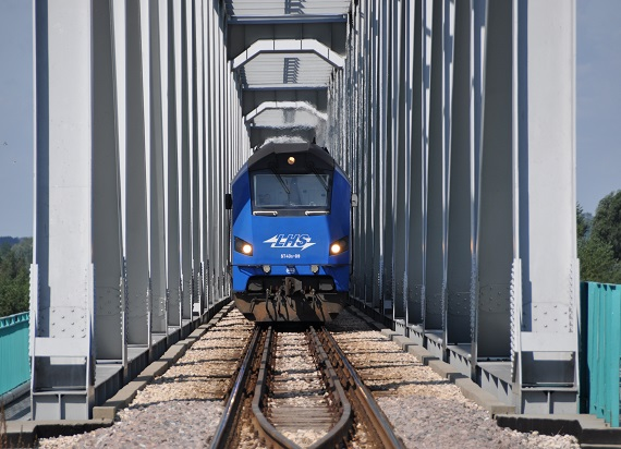 Koleje Ukraińskie rozpoczęły elektryfikację trasy z Kowel do granicy z Polską