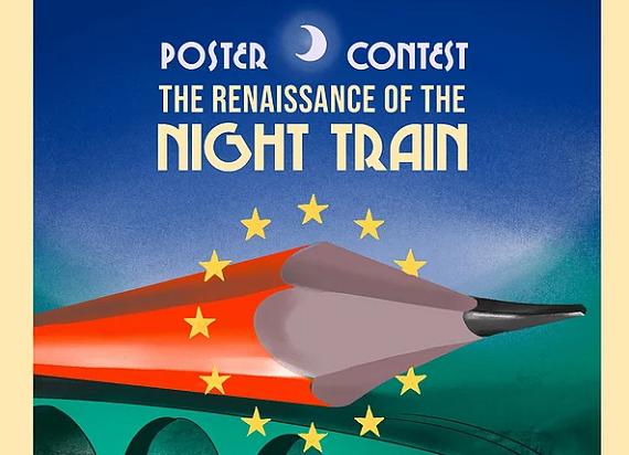"""Startuje ogólnoeuropejski konkurs """"Renesans nocnego pociągu"""". Do wygrania bilety na międzynarodowe pociągi"""