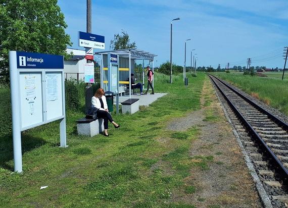 Ruszają prace na linii Toruń – Chełmża. Od 13 czerwca zastępcza komunikacja autobusowa