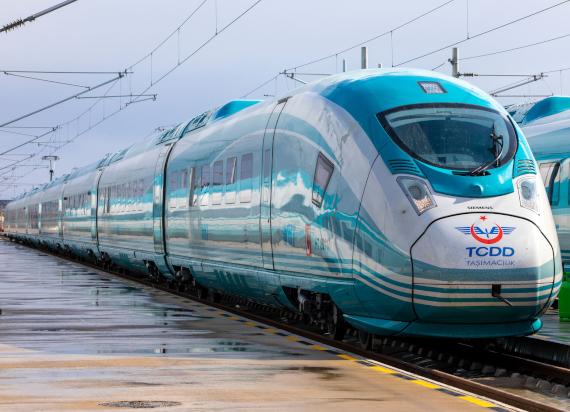 Siemens Mobility zakończył dostawę pociągów dużych prędkości Velaro dla Turcji