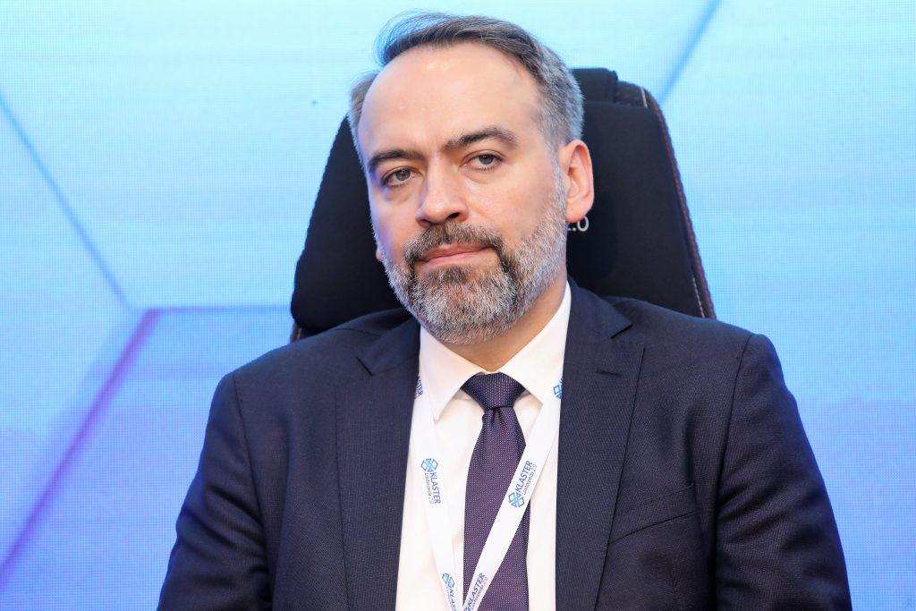 Leszek Hołda VII Kongres Rozwoju Transportu