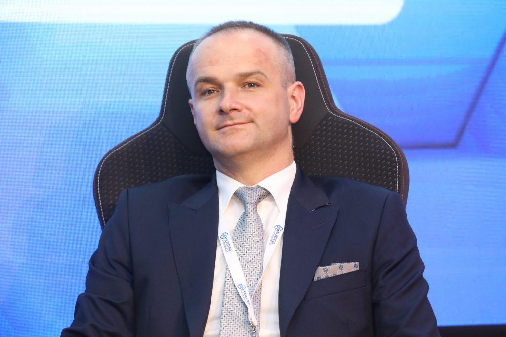 Rafał Zgorzelski VII Kongres Rozwoju Transportu