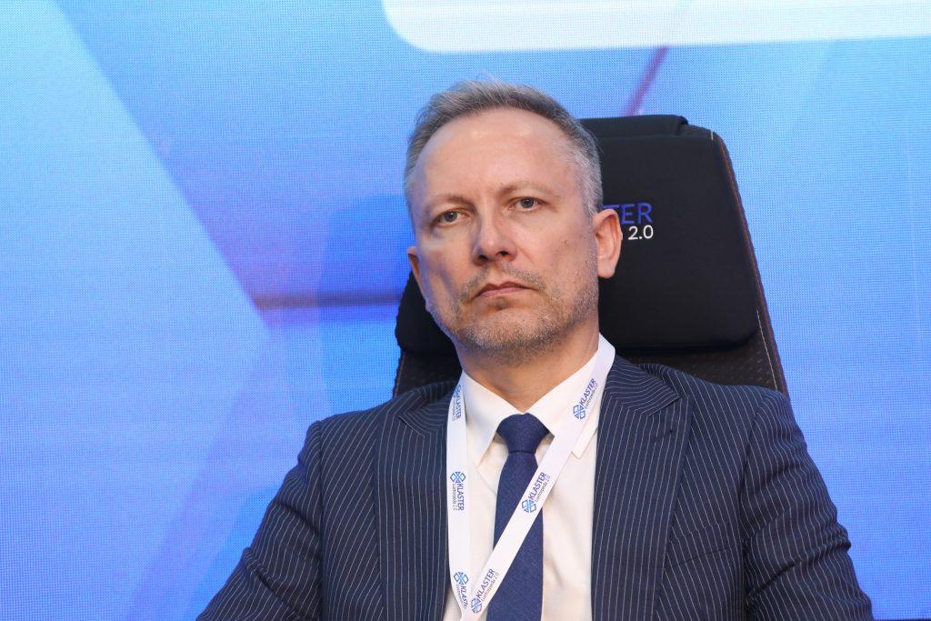 Piotr Szewczyk VII Kongres Rozwoju Transportu