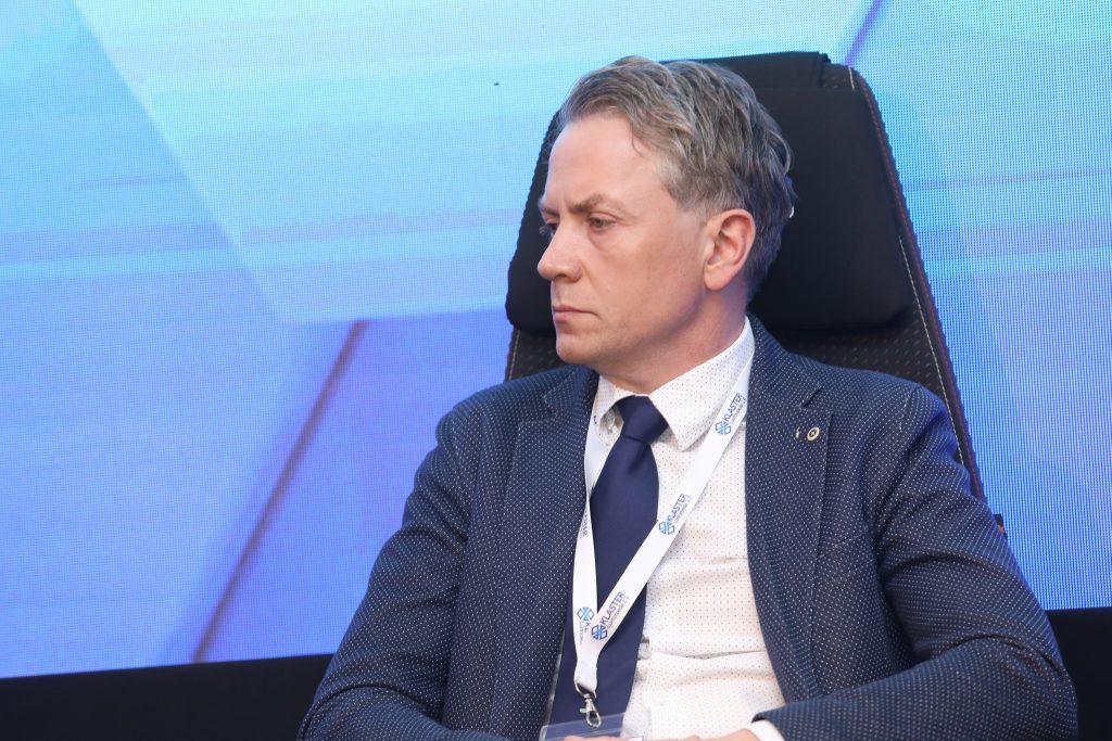 Lech Lipiński VII Kongres Rozwoju Transportu