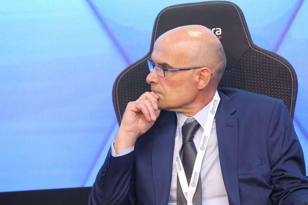 Piotr Pustoszkin VII Kongres Rozwoju Transportu
