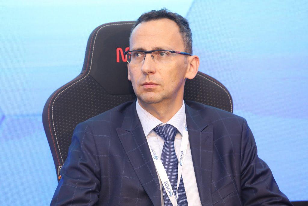 Michał Talarski VII Kongres Rozwoju Transportu