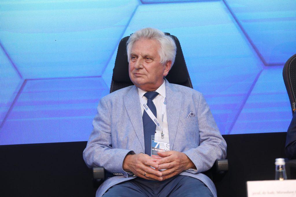 Mirosław Chaberek VII Kongres Rozwoju Transportu