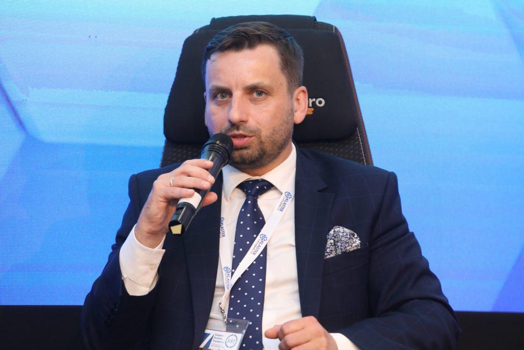 Tomasz Mostowski VII Kongres Rozwoju Transportu