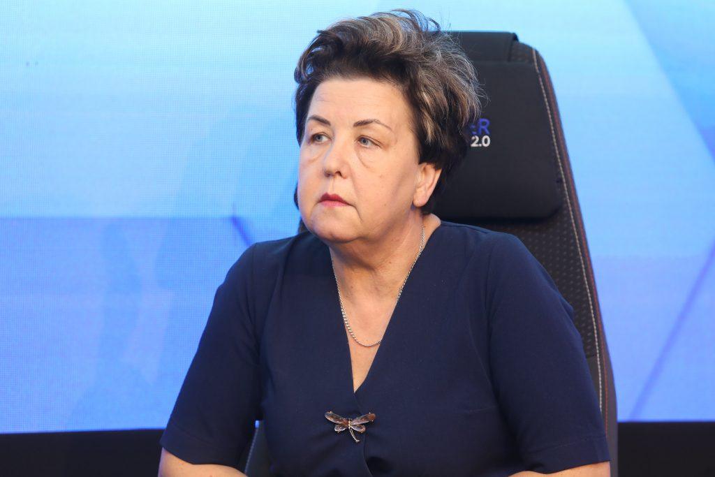 Elżbieta Nowak VII Kongres Rozwoju Transportu