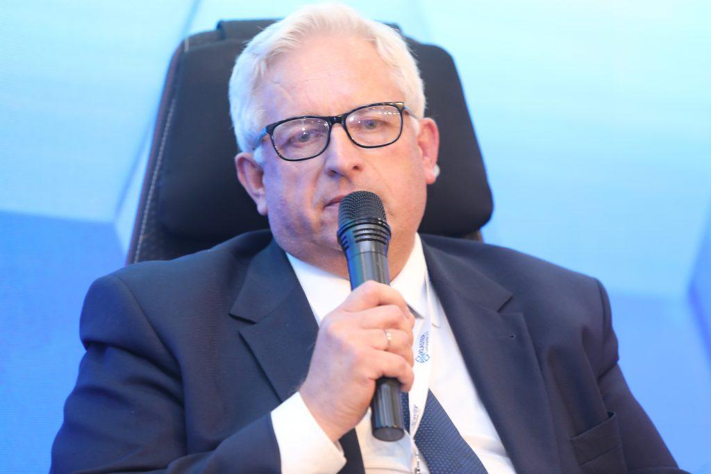 Tadeusz Turzyński VII Kongres Rozwoju Transportu
